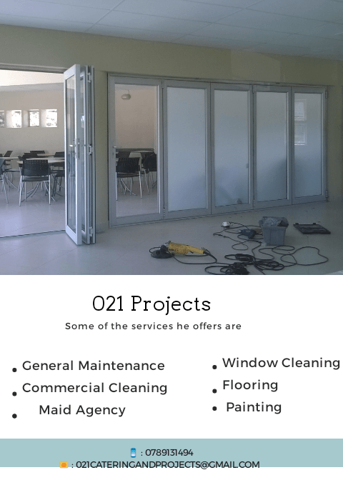 021 Projects