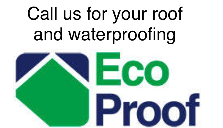 Waterproofing/damp Proofing