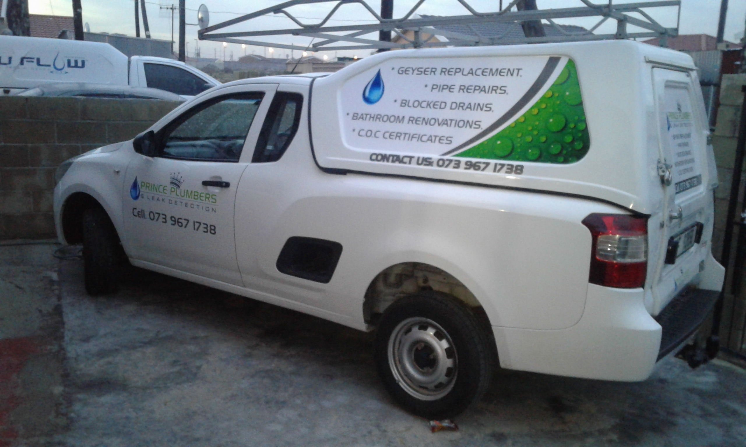 Prince Plumbing & Leak Detection