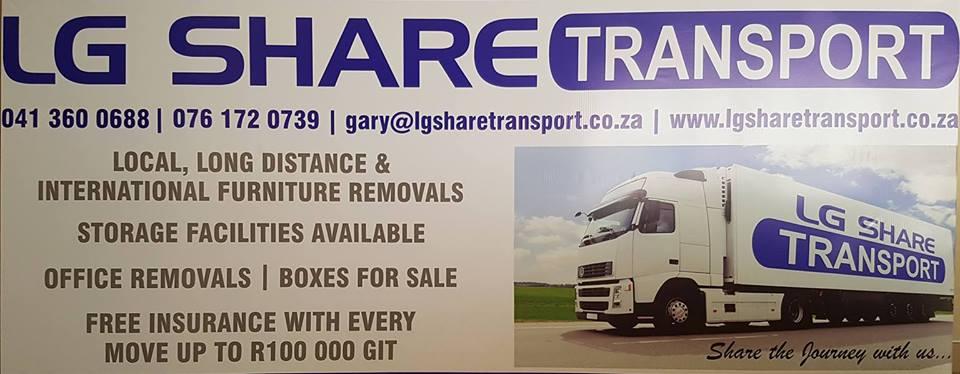 Lg share transport