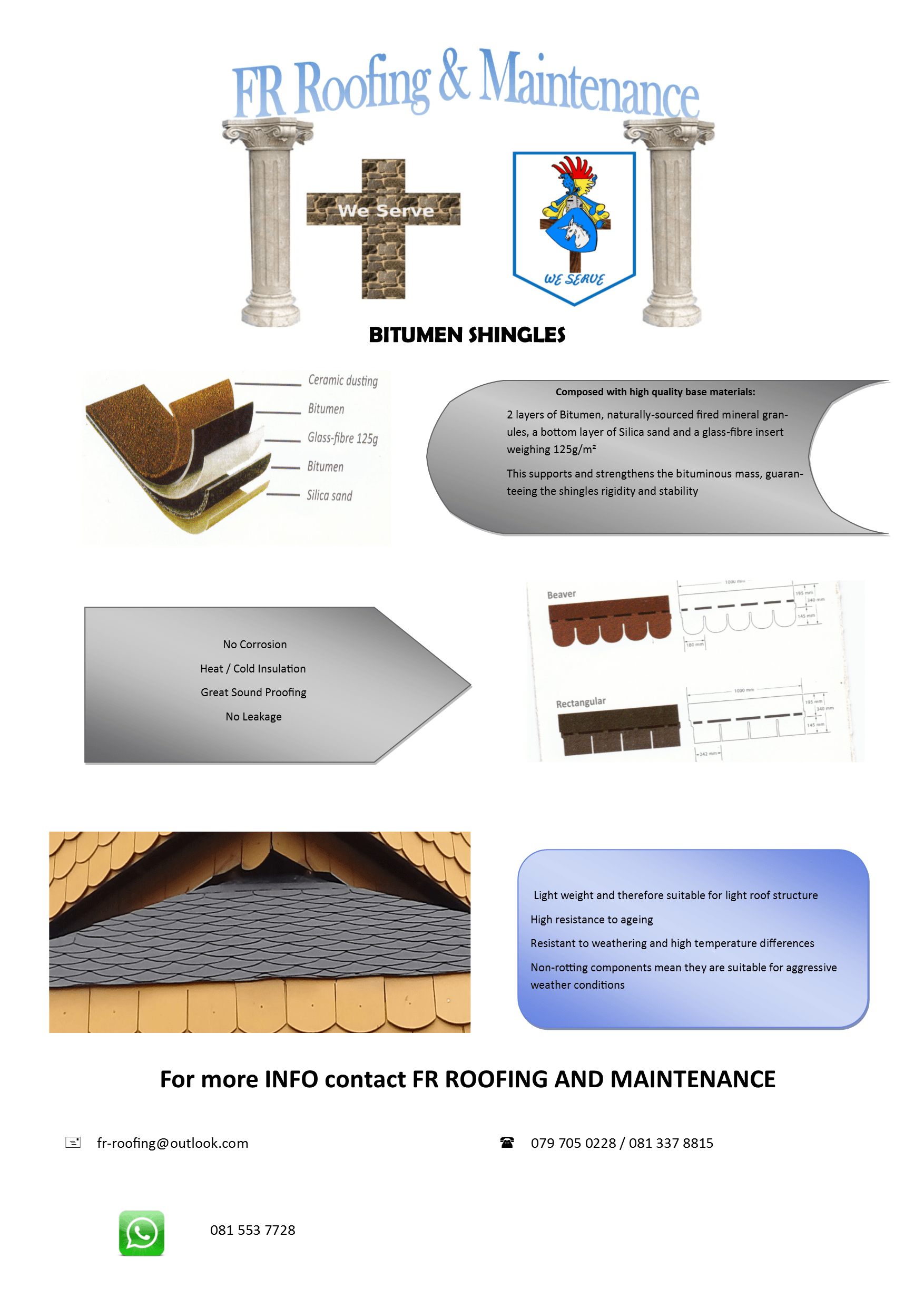 FR Roofing and Maintenance