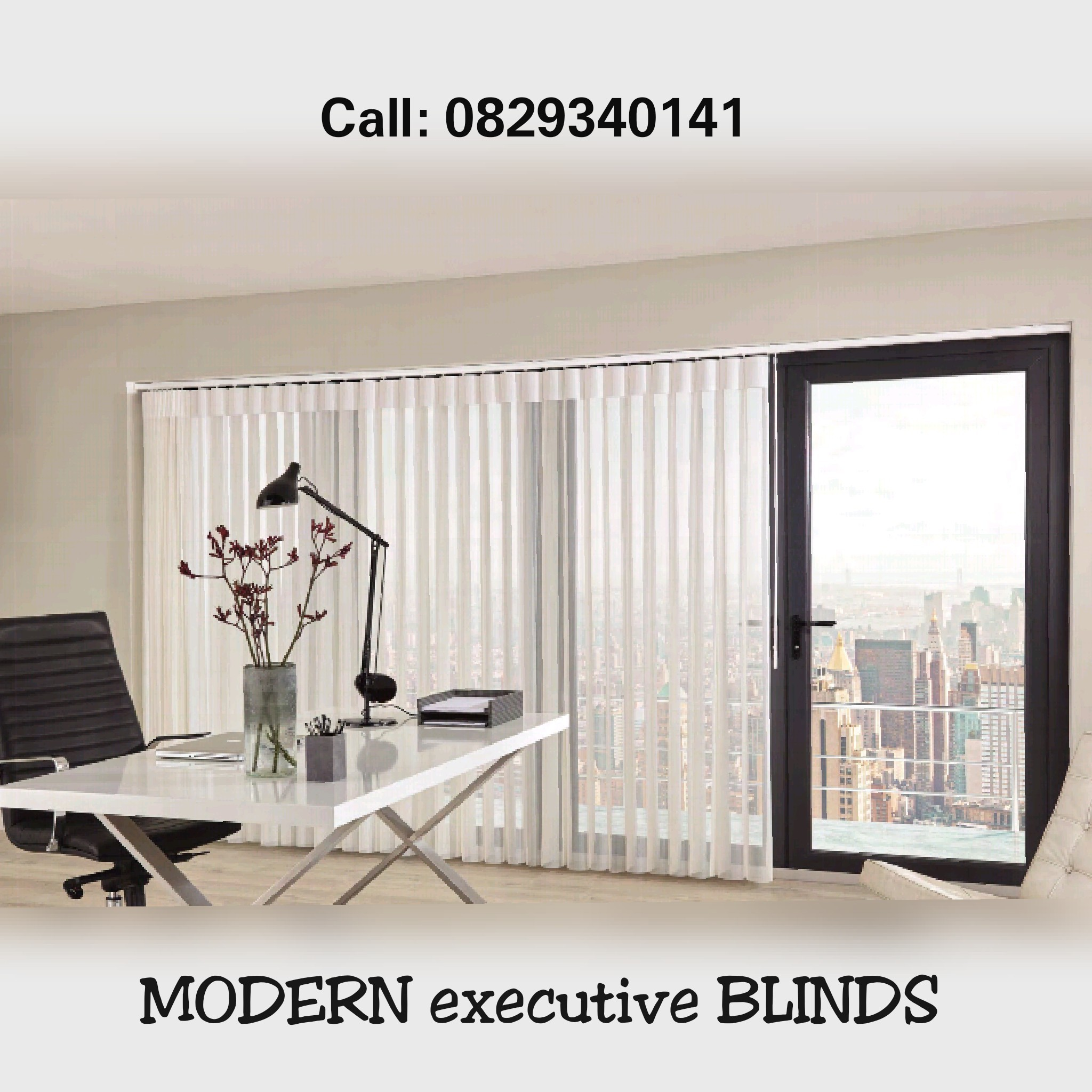 Modern Executive Blinds
