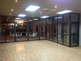 High Quality Aluminium Windows and Doors Manufactured to spec and installed.