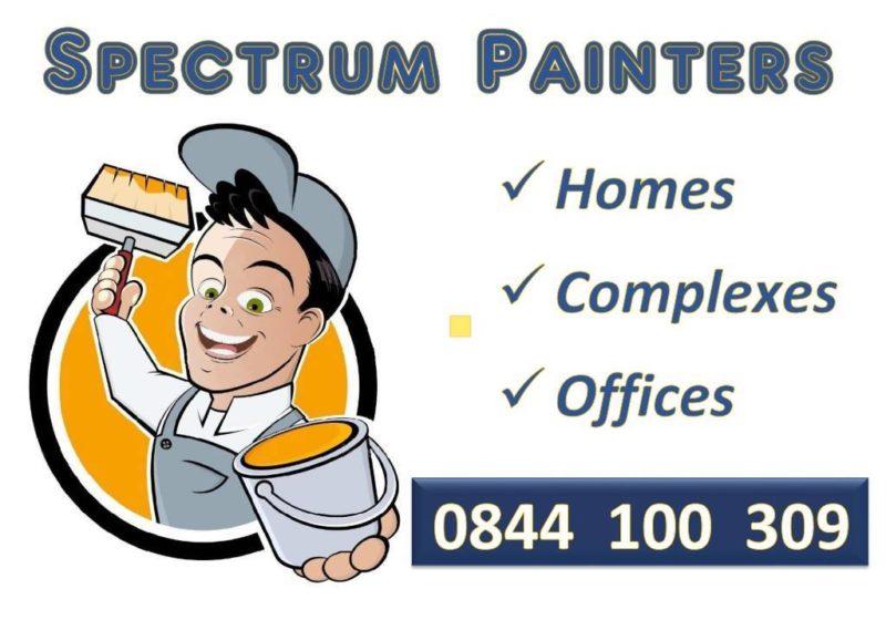 Spectrum Pro Painters