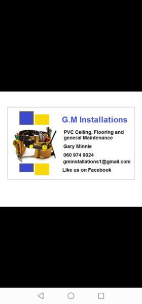 GM Installations