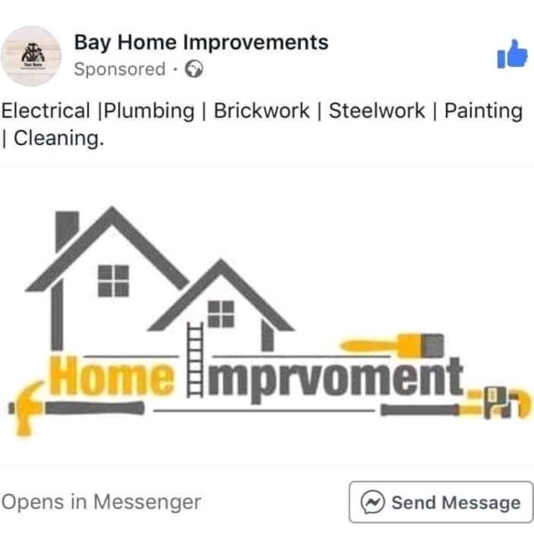 Bay Home Improvements T/a Bay Contracting cc