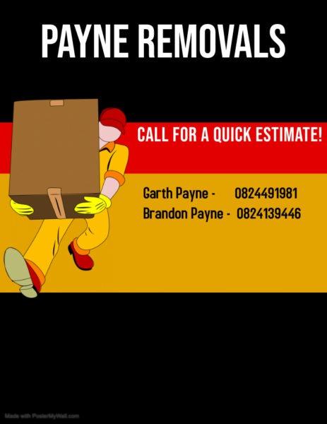 Payne Removals
