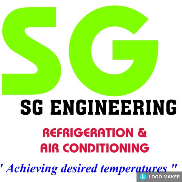 SG REFRIGERATION AND AIR CONDITIONING