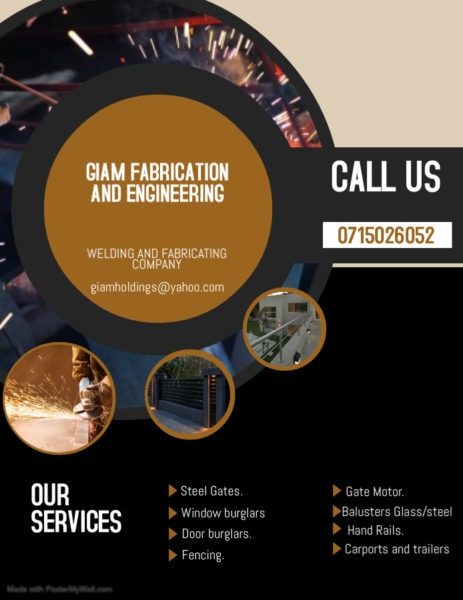 GIAM FABRICATION AND ENGINEERING