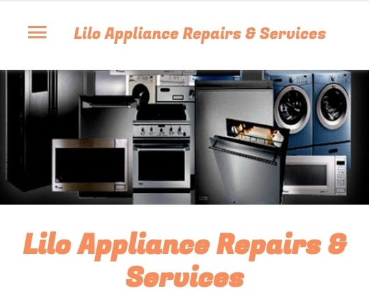 Lilo Appliance Repairs & Services